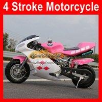 Мини мотоцикл горячий 4-х тактный спортивный маленький локомотив Superbike Moto велосипеды ручной работы 49CC 50CC скутер бензин мотоцикл Kart детей подарок гонок реальный автоцикл