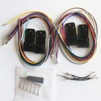 Zestaw 4 Accy Plug 16 Pin HLN9457 dla Motorola Maxtrac Radia Radius GM300 M100 M200 Series M1225 SM50 SM120 Repeater