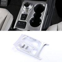 CarMango for Ford Escape Kuga 2020-2021 Auto Car Accessories Center Console Gear Shift Panel Trim Cover Frame Sticker Decoration