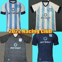 2021 2022 Yarış Kulübü Futbol Formaları Fertoli Churry Rojas Barbona Cvitanich 21 22 Ev Uzakta 3rd Futbol Gömlek Erkekler Kiti Üniforma Camiseta de Futbol