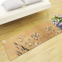 Home Textiles Air Bag Studio flanella Studio lungo Tappeto Ambientale Protezione Ambientale Traspirante Non pilling Letto Front Mat China