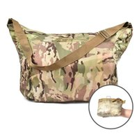 Outdoor Bags Camping Travel Foldable Bag Tactical Hiking Climbing Pouch Large-capacity Handbag Multi-function Camouflage Shoulder