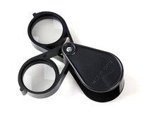 20x 30mm microscópio jewlery lupa portátil lupa bolso tamanho linda magnifier óculos ampliação 80532