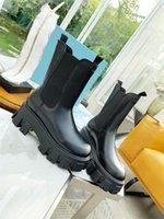 Tasarımcı Harikalar Diyarı Ranger Beaubourg Kadın Ayak Bileği Çizmeler Bayan Balflskin Martin Patik Moda Boot Yüksek Kalite Luxurys Bayanlar Keşif