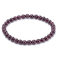 5mm Natural Stone Strands Charm Bracelets For Women Girl Yoga Sports Beaded Fashion Party Decor Jewelry