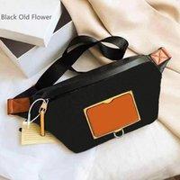 Neueste Stye Luxus Designer Bumbback Kreuzkörper Umhängetasche Taschen Taschen Wasserdichte Gürtel Temperament Bumbags Fanny Pack # 611