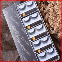 3d Mink Eye lashes Bulk 11 styles Pack Natural Thick Fake Ey...