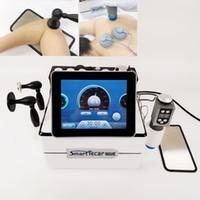 배포자가 건강 가제트 모바일 Tecar 기계 Shockwave 장치를 물리 치료를 원했습니다.