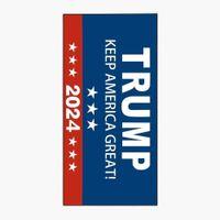 President Trump 2024 Products 150*75CM Febric Bath Beach Pool Towel KEEP AMERICA GREAT US Flag Printing Mat Quick Dry Blankets G78G82L