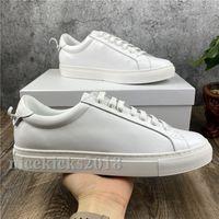 Uomini Donne Sneaker Scarpe Casual Scarpe Casual Classico Pure Sneakers Bianco Lace Up Scarpe da passeggio Sport Trainer Band Chaussures Pour Hommes Slip su Scarpe