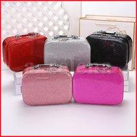 M multifuncional caixa cosmética jóias cosméticos caixa de armazenamento grande maquiagem caso fêmea plutonismo maquiagem organizer mala