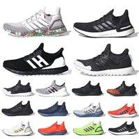 moda oreo para birimi ultra artırmak 20 erkek koşu ayakkabıları teknoloji indigo ultraboost 4.0 üçlü siyah volt erkek kadın eğitmenler spor ayakkabı 36-45