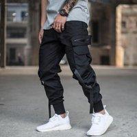 Zhuzunzhe 2021 uomini multi-tasche harem pantaloni pantaloni streetwear punk cargo pant hip hop casual joggers hombre uomo
