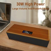 Portable Speakers 30W Caixa De Som High Power Bluetooth Speaker Box Column Boombox TV Home Theater Decor Soundbar Subwoofer TWS
