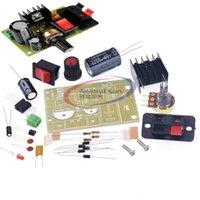 Circuits intégrés Kit électronique Circuit Circuit Circuit DIY LM317 Réglable Tension Réglementaire Régulateur Power Faird Module