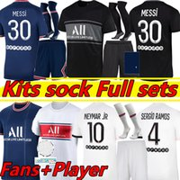 NEYMAR JR MBAPPE ICARDI PSG 20 21 soccer jersey Fußball Trikots 2020 2021 Paris Saint Germain Trikot Survêtement Fußball Kit Fußball Shirt Frauen Fußball Trikot