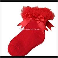 귀여운 아기 소녀 공주 레이스 꽃 코튼 아베 안티 슬립 키즈 아이 얇은 한국어 해피 양말 knppb zhio9