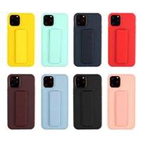 Coque de sangle de poignet pour iPhone 13 Pro Max XS X XR 7 8 plus 11Pro 13 Mini 12 Téléphone Couvercle magnétique avec support SIT