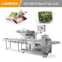 Attrezzatura industriale Full Automatic Vegetable Servo Machine
