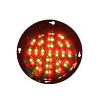 WDM100-RG DC 12V LED Flasher Dual Colores de tráfico Módulo de señal de tráfico Luz de decoración