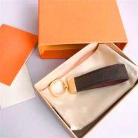 Mode Marke Designer Schlüsselanhänger Geschenk Herren und Frauen Souvenir Car Bag Zubehör