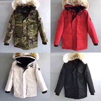 أزياء في الهواء الطلق معطف الشتاء أسفل E08-1 سترة سميكة يندبروف للرجال والنساء