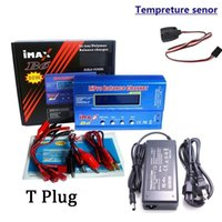 Smart Home Control الرقابة IMAX B6 80W Battery Balance Charger AC محول محول DC 12V 5A 6A ل Lipo Nimh Li-ION NI-CD مصغرة Tamiya Conn