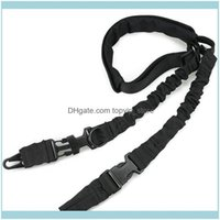 Safety Athletic Outdoor As Sports Outdoorstactical Two Point Gun Sling Hunting 2 Bungee Rifle Strap With Qd Buckles & Shoulder Pad Waist Sup