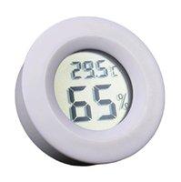 미니 휴대용 LCD 디지털 온도계 습도계 냉장고 냉동고 테스터 온도 습도계 검출기 GWE8141