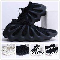 450 Ayakkabı Bulut Beyaz Üçlü Siyah Örgü Koşu Ayakkabı Fade 450 S Erkek Asriel Statik Yansıtıcı Kadın Kuyruk Işık Keten S