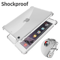Airbag Cushion Shockproof Clear Soft TPU Cases For iPad Pro 11 Air 10.5 Air2 9.7 10.2 inch Min 3 4 5