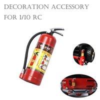 1 10 Climbing Car Off-road Vehicle Scx10 Accessories Mini Fire Extinguisher Accessories Model Rc Crawler Accessory Parts