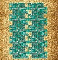 Panneau de circuit imprimé de l'antioxydant à double face Double-face Protection de l'environnement Conseil conventionnel Panneau de circuit imprimé double face multicouche personnalisé