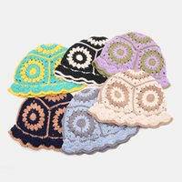 Womens Designer Beanie Cashmere Knitted Beanies For Men Fashion Casual Hollowed Out Luxury Cap Brimless Hat Winter Caps acelet