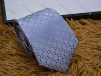 14 نمط الأزرق متعدد الألوان الكلاسيكية إلكتروني نمط الحرير ماركة أزياء الرجال العلاقات الأعمال زفاف اجتماع حزب حفلة موسيقية العنق مع صندوق h80