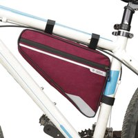 Repair Tools & Kits Bicycle Accessories Outdoor Sports Triangle Beam Waterproof Tube Saddle Bag Mountain Road Bike Large Capacity Riding