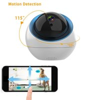 Telecamere Auto Track 1080P IP Telecamera Surveillance Surveillance Monitor WiFi Wireless Mini Smart Alarm CCTV Indoor YCC365