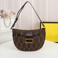 Мода CROASSANT CRESSING BAG дизайнер бренда Высокое качество холст большой емкости подружущий
