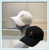 Luxurys Designers Casquettes Chapeaux Luxury Baseball Cap Large Brim Bonnet Bonnet Bonnet Hommes Béretelles Bonnets de godets Casquette No 21042102TDQ
