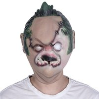 Other Event & Party Supplies Horror Butcher Pudge Mask Adult Deluxe Latex Masks Halloween Game Cosplay Costume Accessories