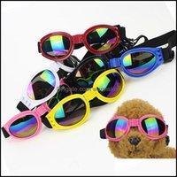 لوازم أخرى الرئيسية حديقة قليلة النظارات الكبيرة النظارات الحيوانات الأليفة ماء حماية الكلب نظارات uv نظارات شمسية VT0088 انخفاض التسليم 2