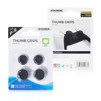 Контроллер Grip Button Caps Trigger Extenders GamePad Pad для PS5 PlayStation Game Parts Accessories 4PCS / Set