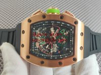 good Men' s Limited 50mm Wristwatches RM11- 01Skeleton 18...