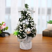 Christmas Decorations Simulation Green Tree Balls Children's Gifts Ornaments Fake Plants 1PC Durable Home Pendant Plastic Artificial Flowers