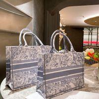 Luxurys Designer Taschen Handtasche Frauen Gestickte Einkaufstasche Große Menge Totes High Quanlity Top Quanlity Upgrade-Version
