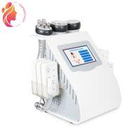 Macchina per il salone del corpo di rimozione della cellulite ad ultrasuoni della cavitazione del corpo multifunzione 40K