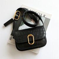 79% OFF Luxurious Brand Designer 100% Real Leather Women's Handbags Pattern Ladies Shoulder Top Handle Tote Hand sale Wholesale
