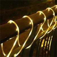 Solar Lamps Fairy Outdoor Lights Led 50 100 200 LEDs String Christmas Garland Garden Light Decor