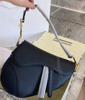 2021 SS Top Calidad Cross Body Bolsos de lujo Diseñador de lujo Moda Moda Silla de montar Patente Cubierta de cuero Damas Bolsos de moda