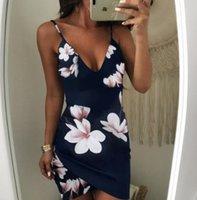Ladiess Klassiker Komfort Eleganz Partys Kleidung Kleider Frauen Kleid Mode Damen Weibliche Frauen Druck Blume Neue